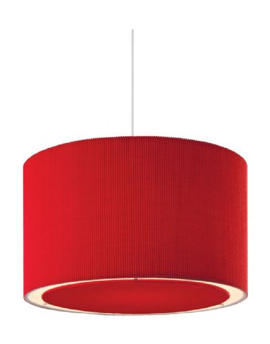 Firstlight 8312RE Red Emily Non-Electric Pendant